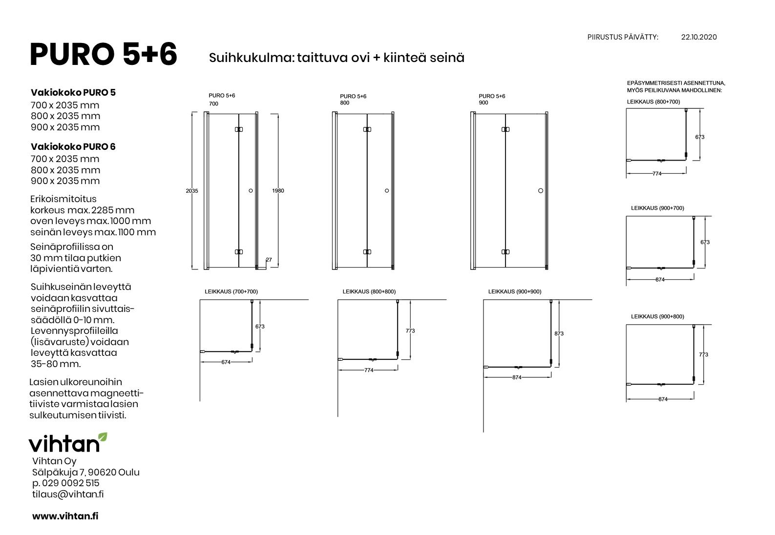 mittakuva_suihkukulma_PURO_5+6