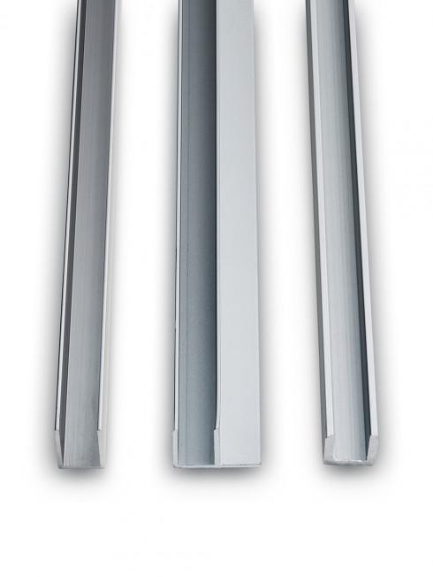 VIHTAN   F- ja U-alumiiniprofiili