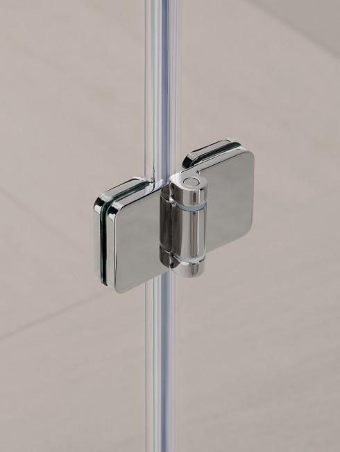 PURO 5 suihkuseinä | lasisarana
