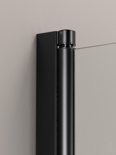 PURO profiili | musta alumiini