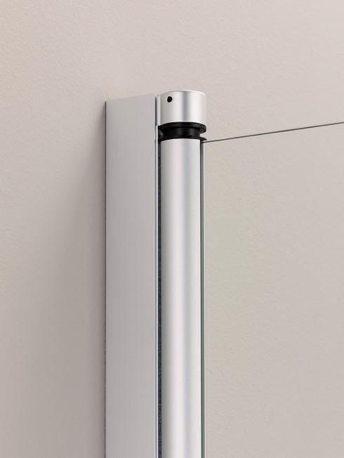 PURO seinäprofiili | matta-alumiini