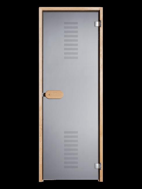 LÖYLY1 saunanovi | viiva | tervaleppä | vaakavedin