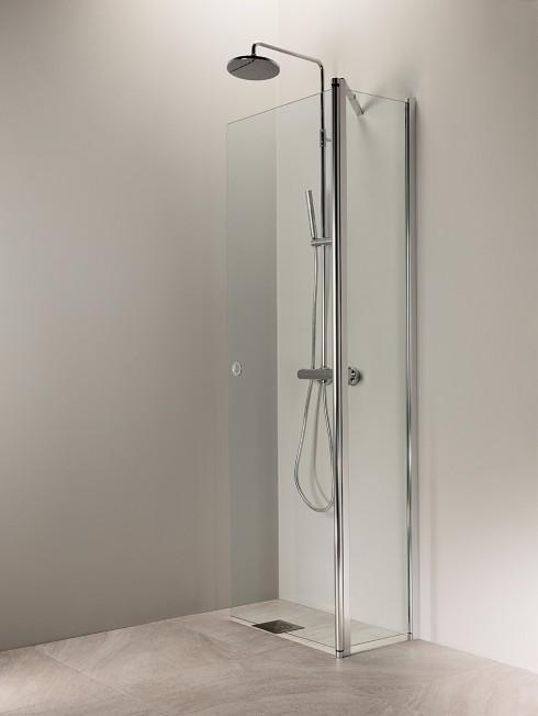 PURO 8 suihkuseinä | taiteltu
