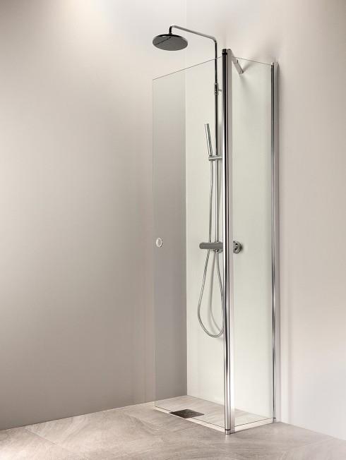 PURO 8 suihkuseinä | taiteosa käännettynä