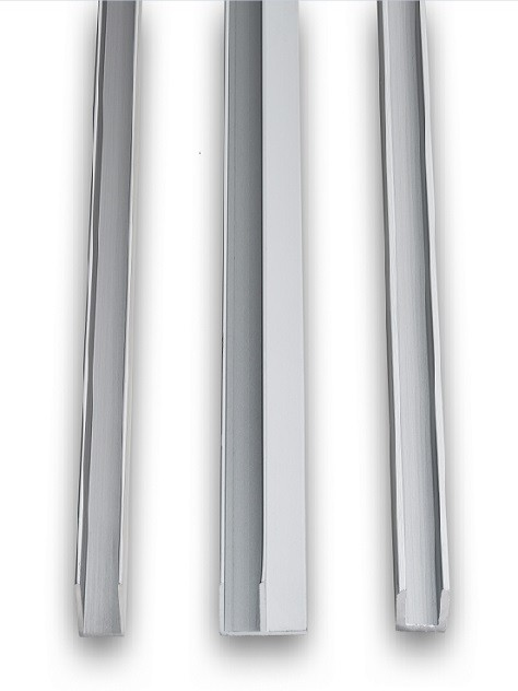 VIHTAN | F- ja U-alumiiniprofiili