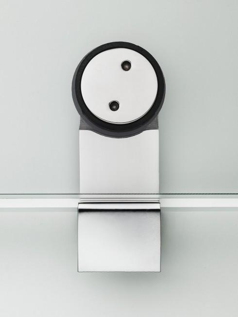 VIHTAN   magneettisalpa lasikiinnityksellä